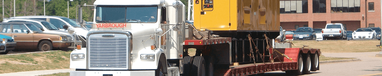 Heavy Equipment Hauling and Specialized Transfer   Yarbrough