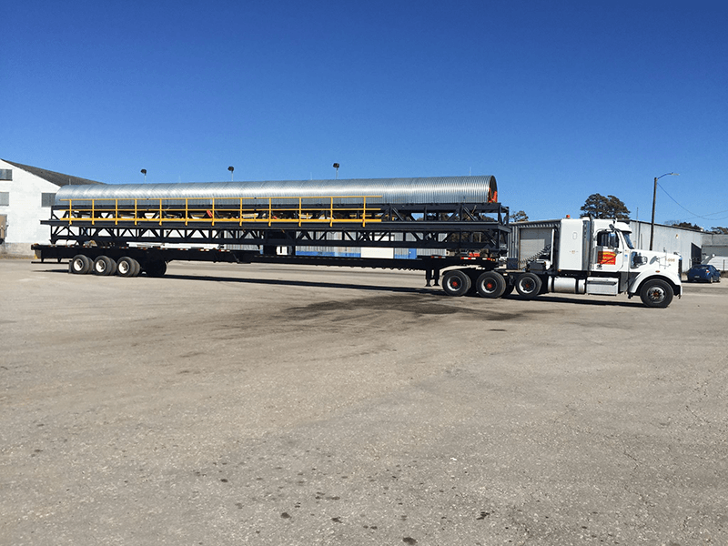 Conveyors | Yarbrough Transfer Company On The Move