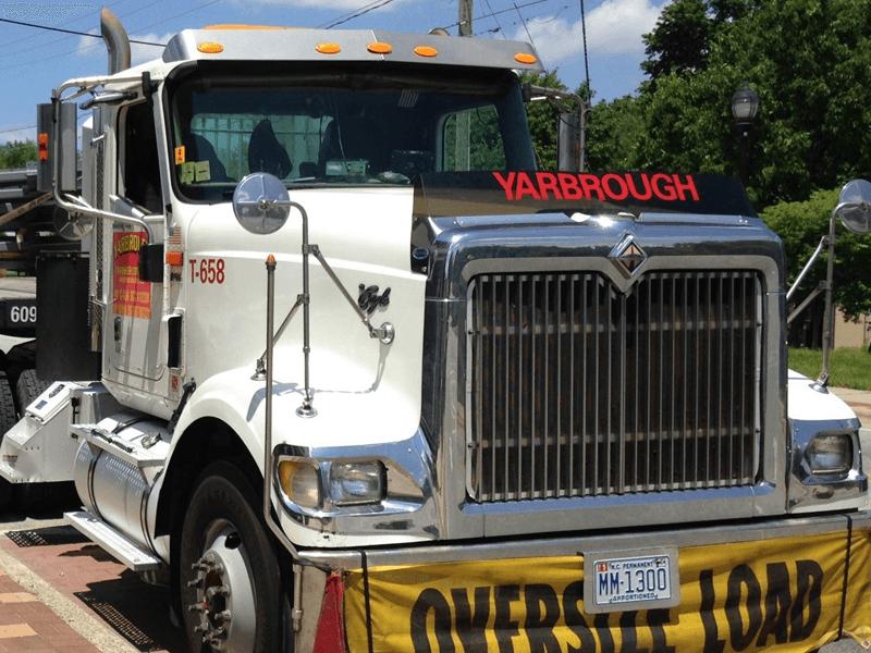 YTC International Truck | Yarbrough Transfer Company